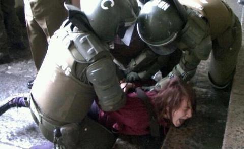 policia chilena