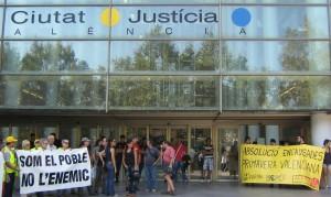 Primavera Valenciana - Juicio suspendido