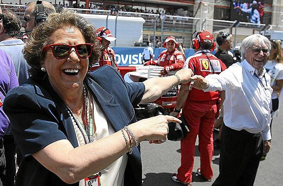 Fórmula 1 se va de Valencia con 300 millones de dinero público