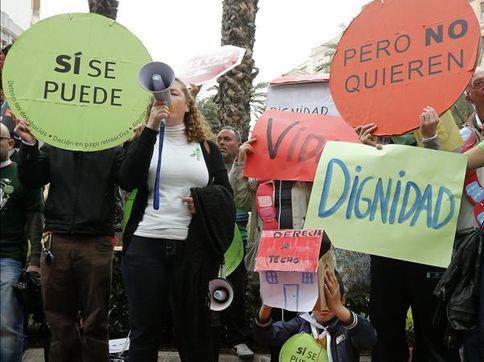 Los escraches no son delito para la Audiencia de Valencia
