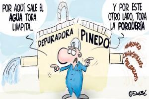 Los valencianos pagan el fraude del agua de su bolsillo
