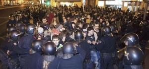 Anuladas 125 sanciones de la 'Primavera Valenciana' por no ir firmadas por los policías