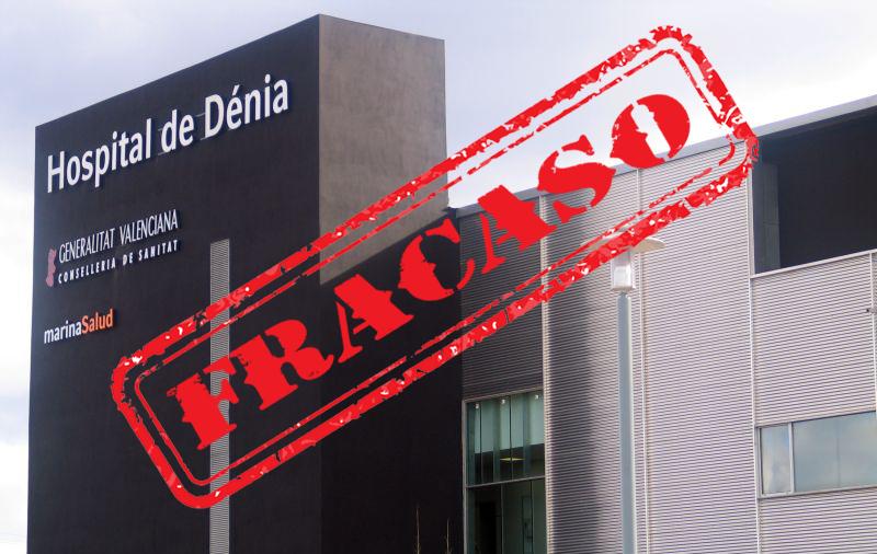 El PP se niega a reconocer el fracaso de la privatización de la Sanidad valenciana